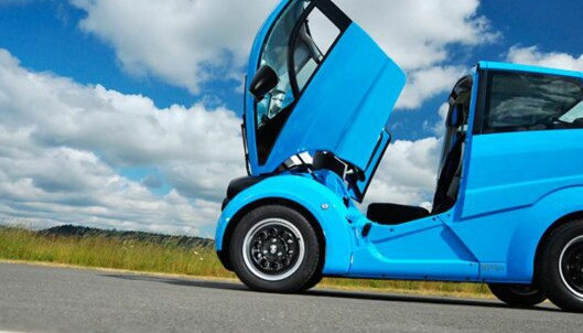 En kjempe i bilverdenen: Gordon Murray