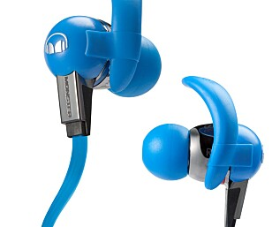 Monster-slipp: Heartbeats og iSport