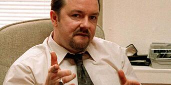 image: Ricky Gervais spiller inn film om «The Office»-sjefen
