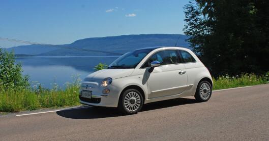 Fiat har lavest gjennomsnittlig CO2-utslipp, men må likevel forbedre seg