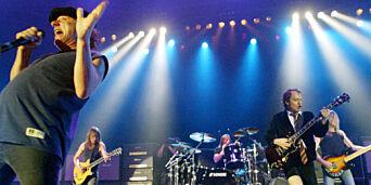 image: AC/DC rocker videre uten Malcolm Young