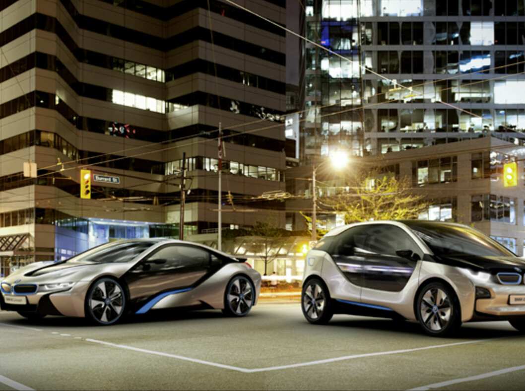 <strong>BMW i3 Concept and BMW i8 Concept (07/2011) Foto:</strong> ka.plewka