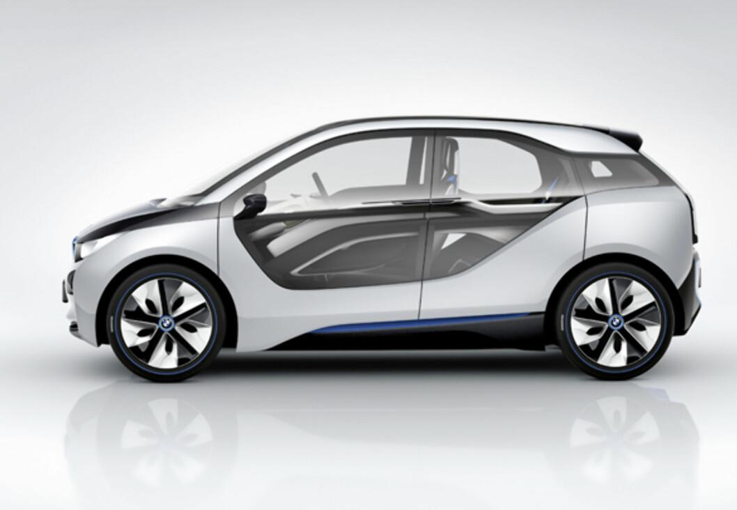 <strong>BMW i3 Concept (07/2011) Foto:</strong> ka.plewka