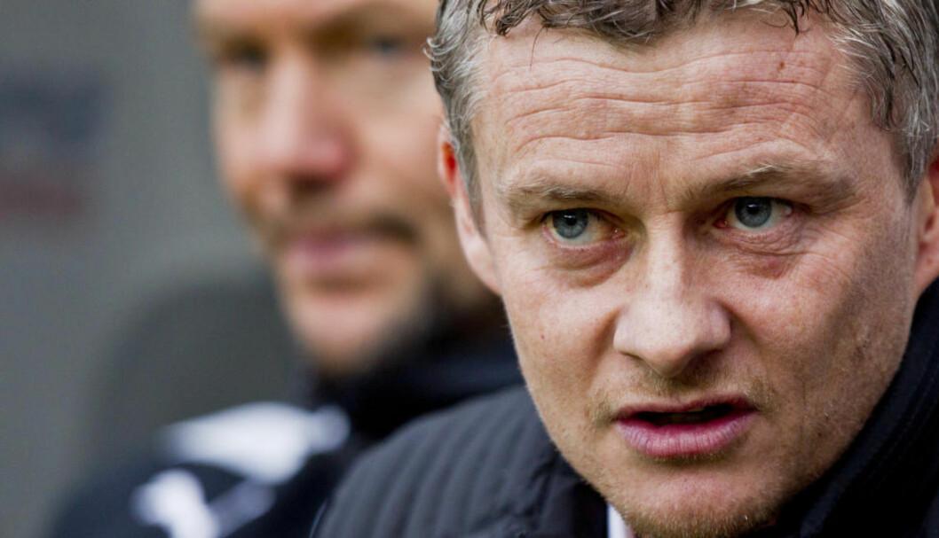 <strong> KVALM:</strong>  Ole Gunnar Solskjær var mildt sagt frustrert da Crystal Palace fikk Cardiffs lagoppstilling. Foto: Vegard Grøtt / NTB Scanpix