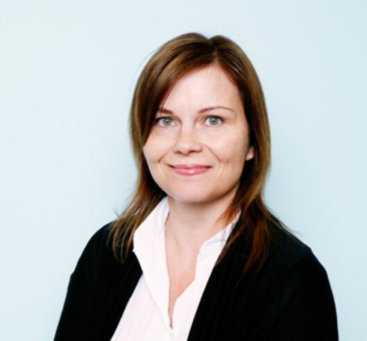 Tine Reuterdahl er markedsdirektør i Finn Oppdrag.  Foto: Finn.no