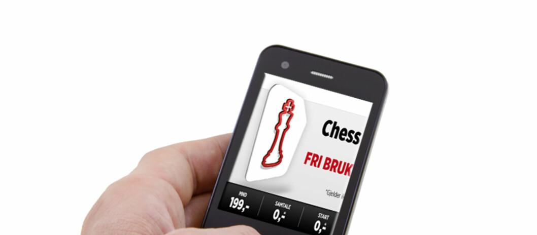 Chess vil kapre kunder og utfordrer konkurrentene på pris. Foto: Colourbox/Kristina Picard