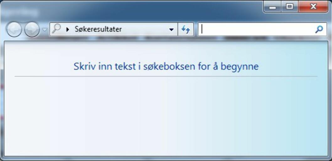 Den smarte Windows-tasten