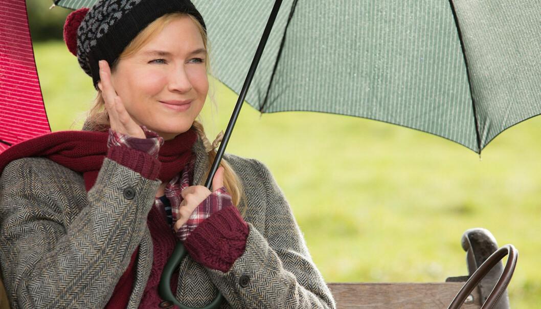 TILBAKE: Renée Zwellweger er tilbake i Bridget Jones skikkelse, denne gangen er rollefiguren dessuten gravid. Foto: Universal Pictures