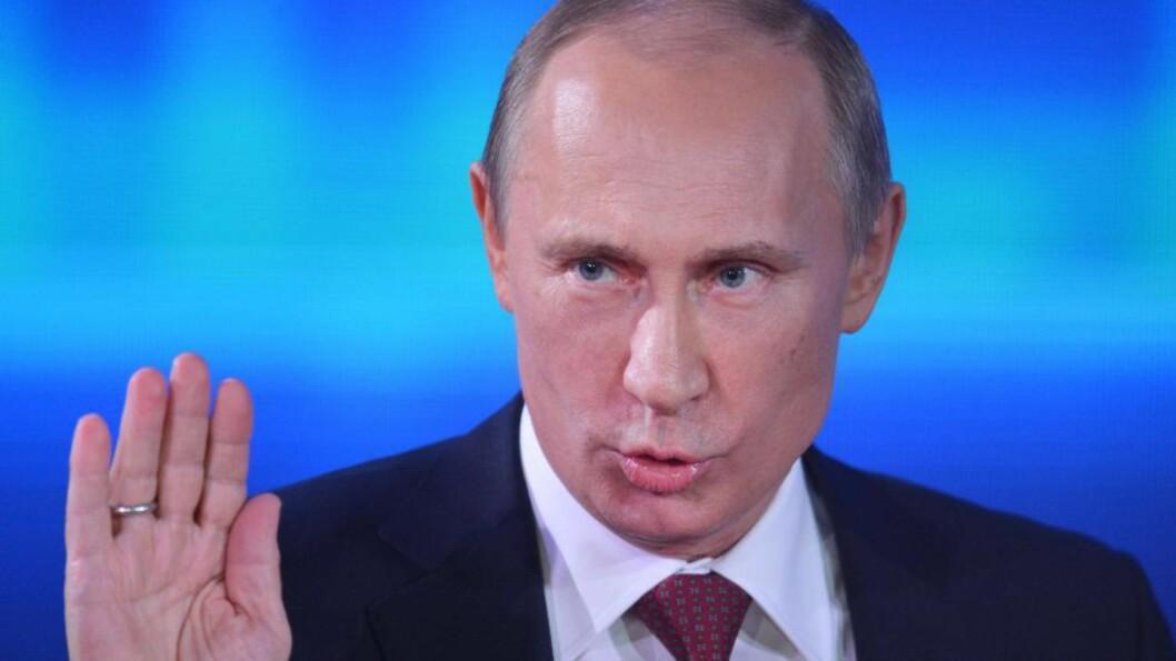 Vladimir Putin: - Internett er et «CIA-prosjekt»