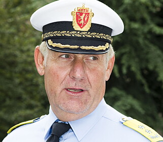 - INGEN KOMMENTAR: UP-sjef Runar Karlsen vil ikke kommentere tall som ikke er norske. Foto: Berit Roald / Scanpix