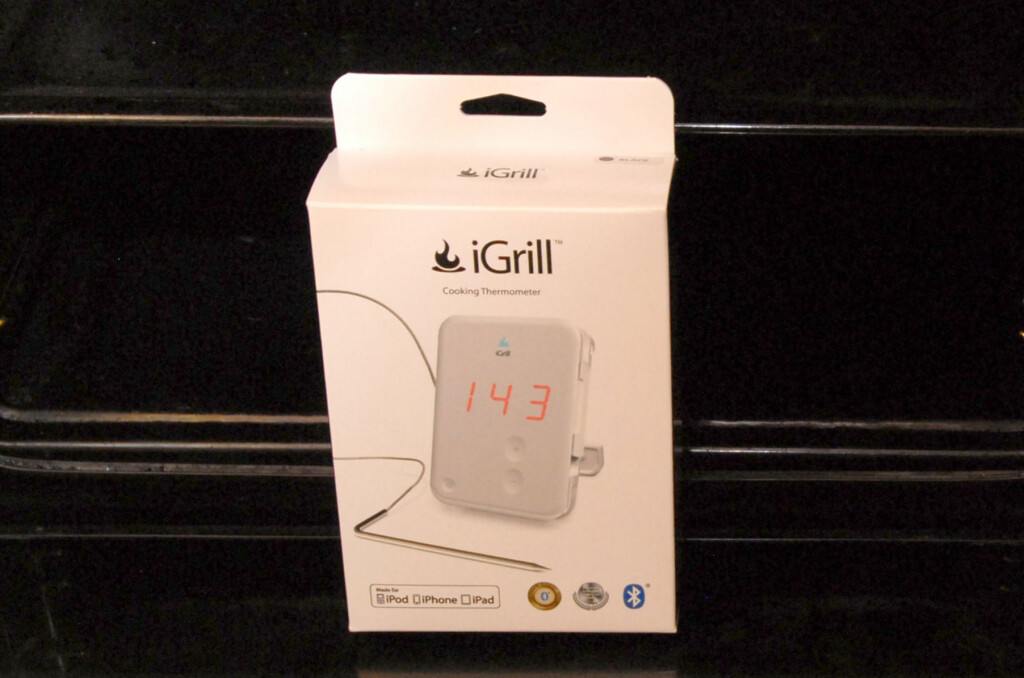 iGrill - steketermometer for iPhone Foto: Brynjulf Blix