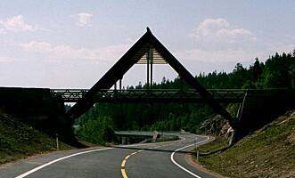 <strong>SLUTT:</strong> Nå kan du kjøre gjennom Oslofjordtunnellen uten å bli belastet en krone. FOTO: NTB SCANPIX