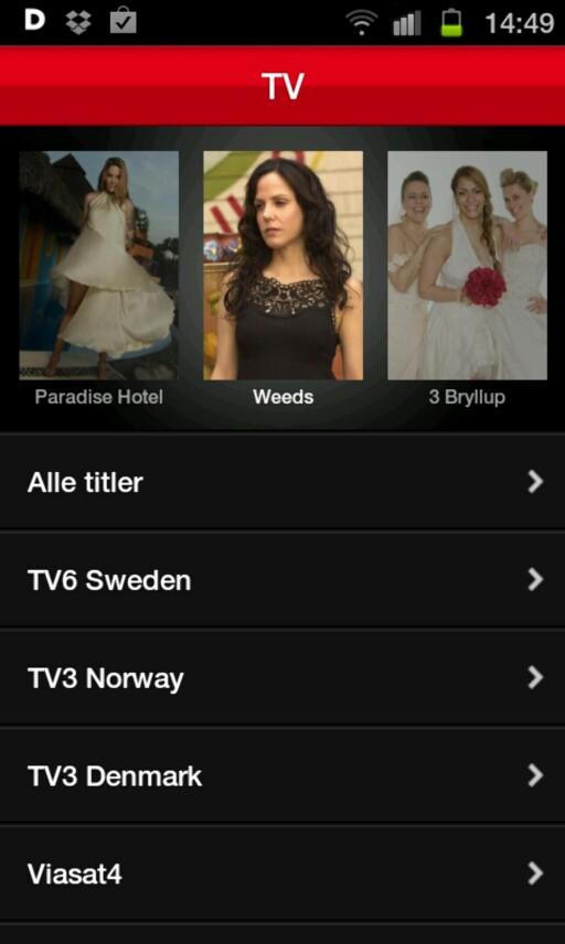 Film: Viaplay mobil fra Viasat - DinSide
