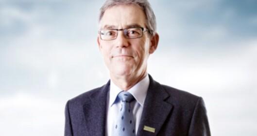 Stein Drogseth, administrerende direktør i Garanti Eiendomsmegling. Foto: Garanti Eiendomsmegling