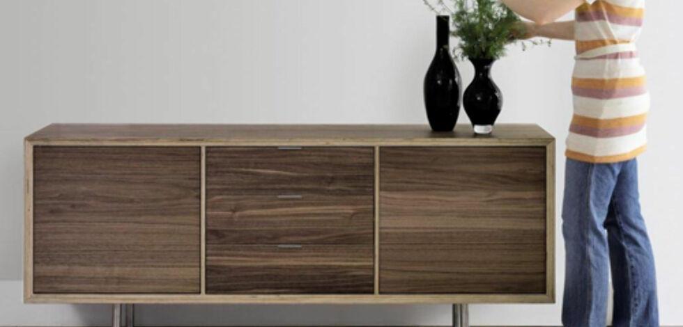 image: Sett nye møbler til lufting