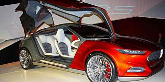 image: Slik blir framtidas biler