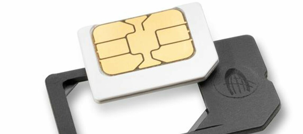 Et SIM-kort beregnet for surfing gir deg kontroll på utgiftene i sommer. Foto: Datenkarte