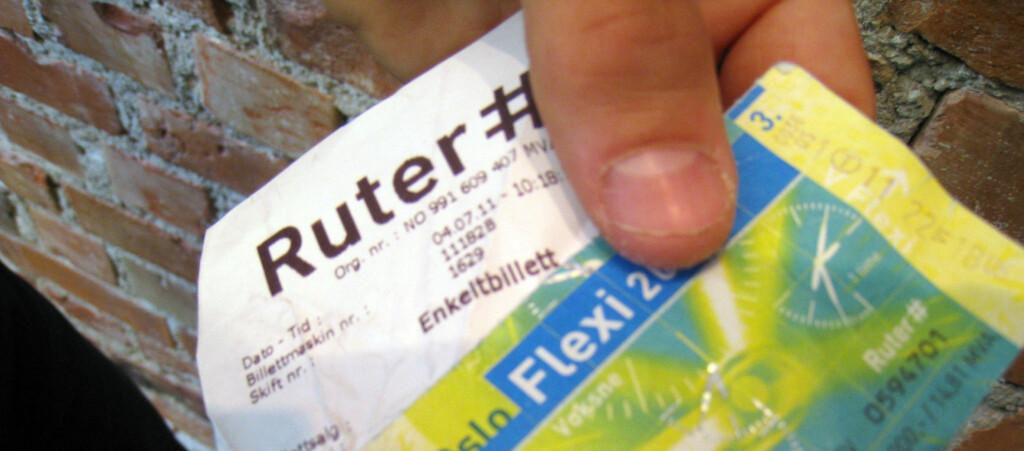 I oktober blir det enda dyrere å kjøpe enkelt billett på bussen. Foto: Silje Ulveseth