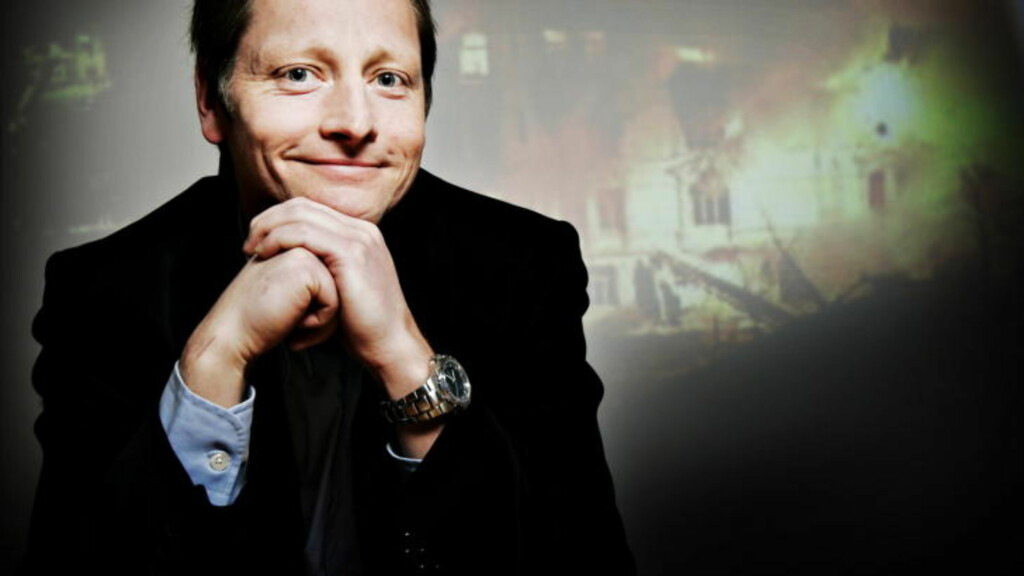 OPPFORDRER TIL ØVELSE HJEMME: Administrerende direktør Dagfinn Kalheim Norsk brannvernforening mener folk bør ha brannøvelser med familien hjemme for å innarbeide gode rutiner i tilfelle brann. Foto: JON TERJE H. HANSEN / Dagbladet