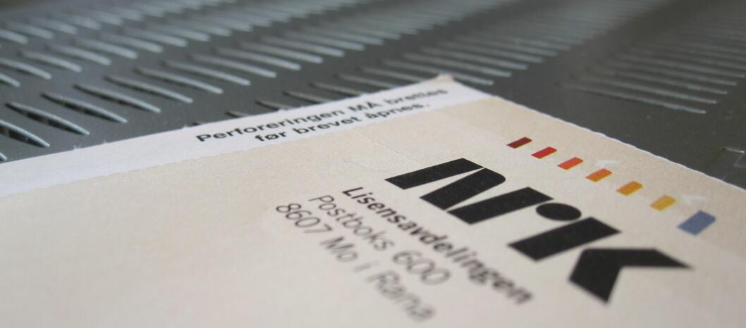 Sett av 1.239 kroner ekstra. Denne regningen lander i de fleste private postkasser i løpet av juli måned. Foto: Karoline Brubæk