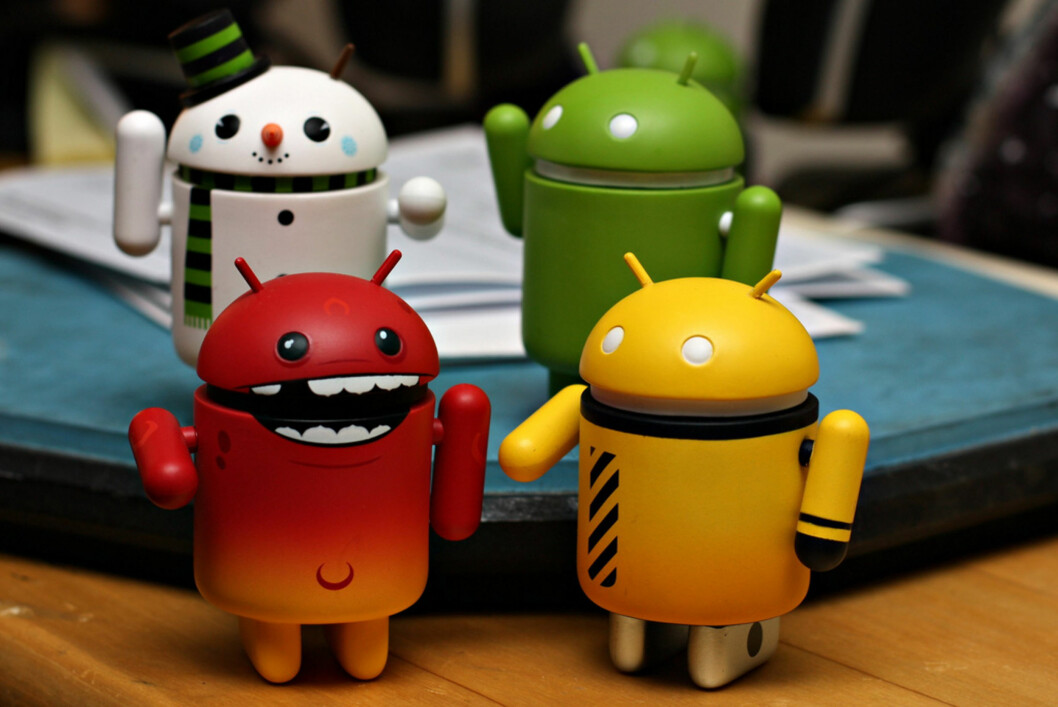 """<strong>Foto:</strong> <a href=""""http://www.flickr.com/photos/68935484@N00/5735032857/"""">Little android figurines</a> av <a href=""""http://www.flickr.com/photos/68935484@N00/"""">Pictures from Heather</a>, <a href=""""http://creativecommons.org/licenses/by/2.0/deed.en"""">CC-BY</a>"""
