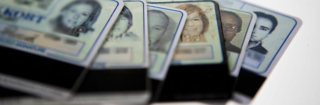 Blir det streik neste uke, vil ikke vanlige bankkort fungere i Norge. Da gjelder det å ha kontanter tilgjengelig. Foto: PER ERVLAND