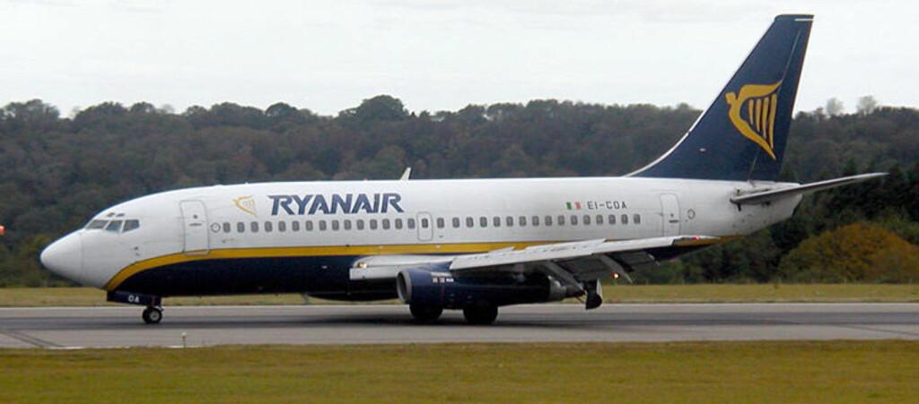 DERFOR ER DE SVARTELISTET: Forsinkelse, innstilling av flyvning og ødelagt bagasje ligger bak svartelistinga av Ryanair.  Foto: Arpingstone