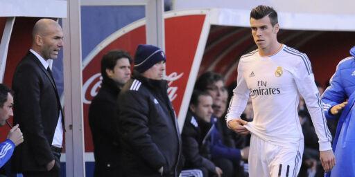 image: Hevder Real Madrid forsøkte å dekke over Bale-skade