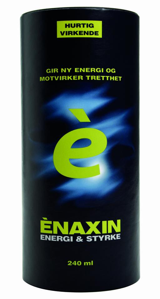 ENERGI: Midler som Ènaxin, med blant annet druesukker, skal hjelpe bilister. Men Legemiddelverket er skeptisk.  Foto: Mezina