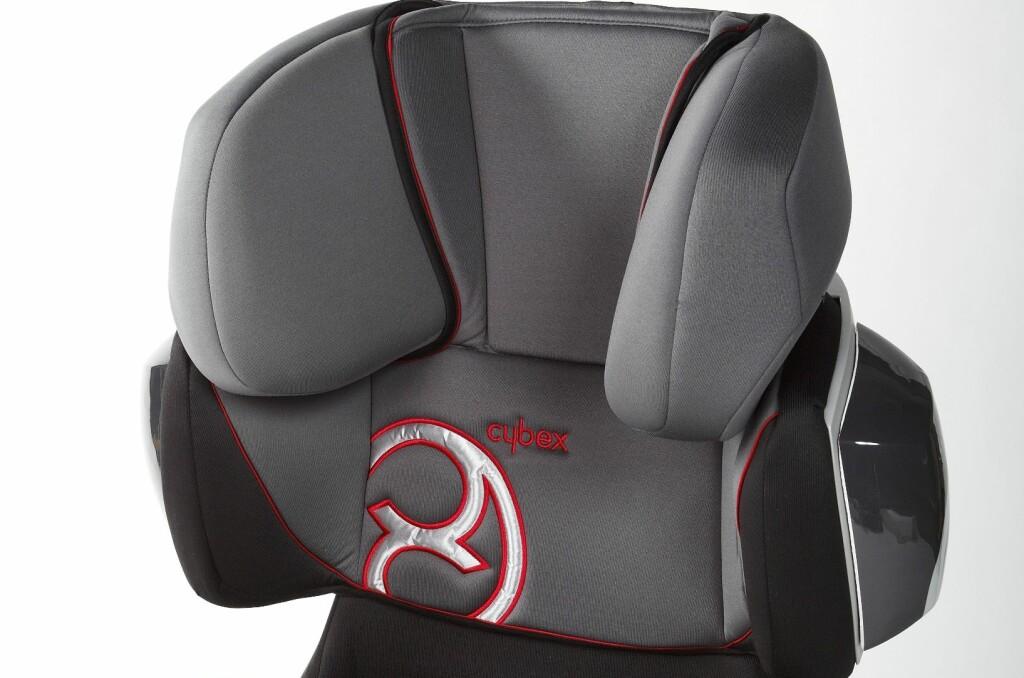 Barneseter den store barnesete testen 2011 dinside - Silla cybex solution x2 fix ...