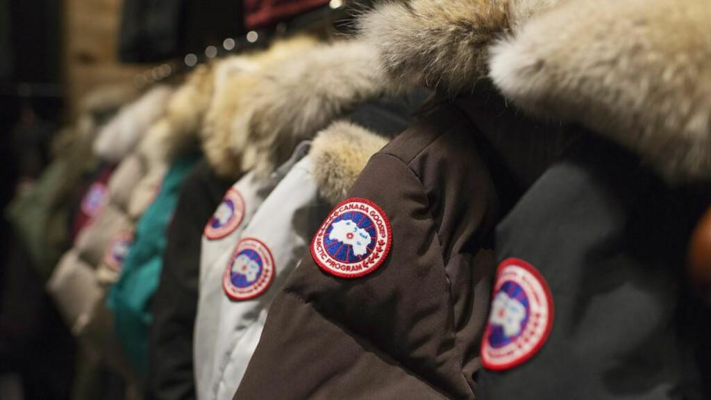 Canada Goose Jakke Lillehammer