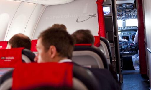 image: Dyrt å være drittsekk i lufta