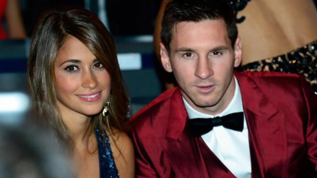 MÅTTE VIKE: Messi strakk med andre ord ikke helt opp i 2013, kanskje mye på grunn av en skadeplaget høst. Det gjorde heller ikke Franck Ribery som var med på å vinne en historisk trippel med Bayern Munchen. Foto: AFP PHOTO / OLIVIER MORIN