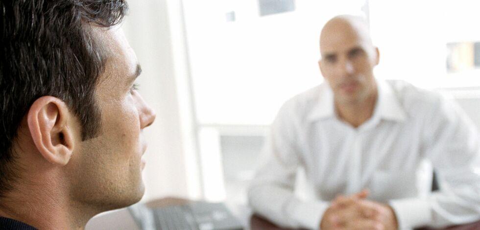 image: Spørsmålet som kan avgjøre om du får jobben