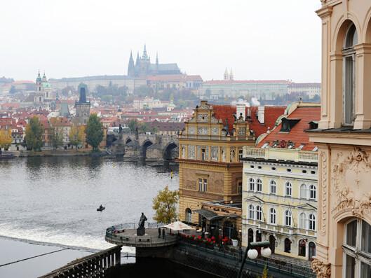 Mange nordmenn foretrekker Praha i påsken, ifølge Reisefeber. Foto: Hans Kristian Krogh-Hanssen