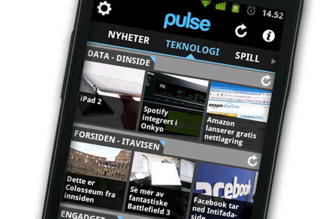 efff36f5a App: TEST: Pulse for Android - DinSide