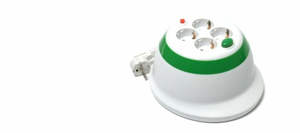 Enkel, men smart kabelsnelle fra Designcord. Foto: Designcord