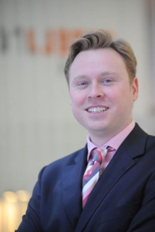 Claes Zangenberg, juridisk ansvarlig i Panlegis