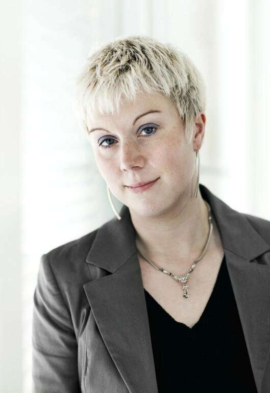 Trude Talberg-Furulund, informasjonsrådgiver i Datatilsynet. Foto: Hans Fredrik Asbjørnsen