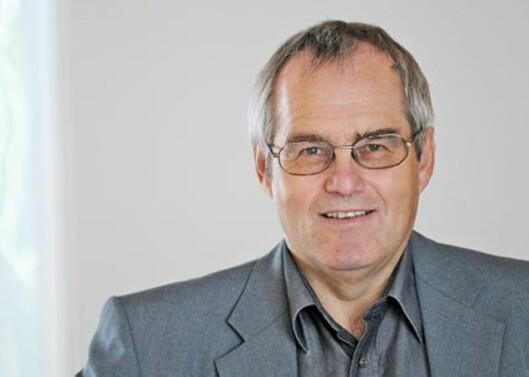 Jørn Michalsen er informasjonssjef i Posten. Foto: Birger Morken/Posten