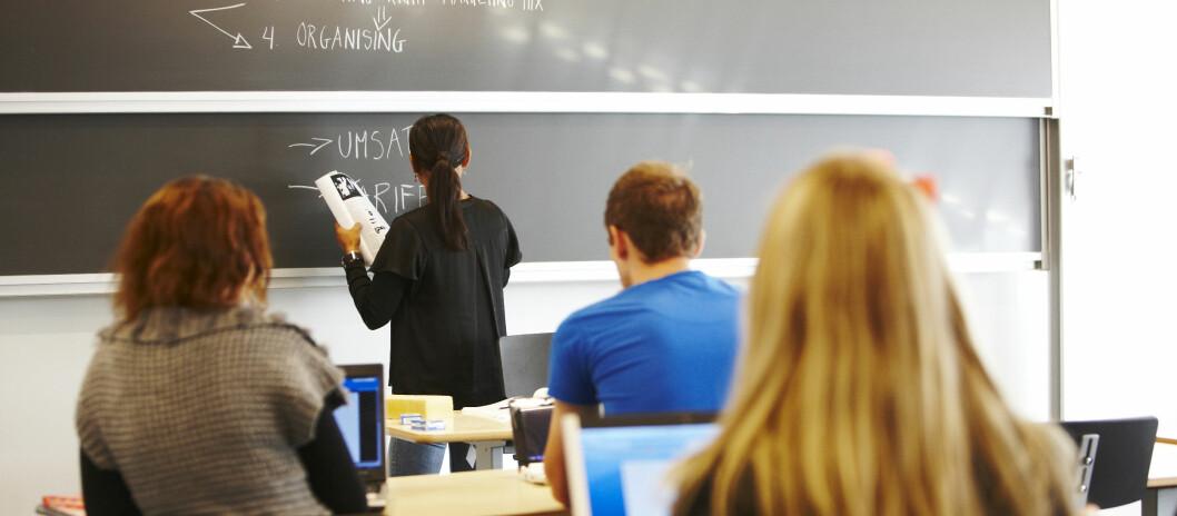 <strong>TRENDY:</strong> Det er blitt mer populært å studere i utlandet.  Foto: COLOURBOX