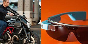 image: Gikk med Google Glass på kino - ble arrestert