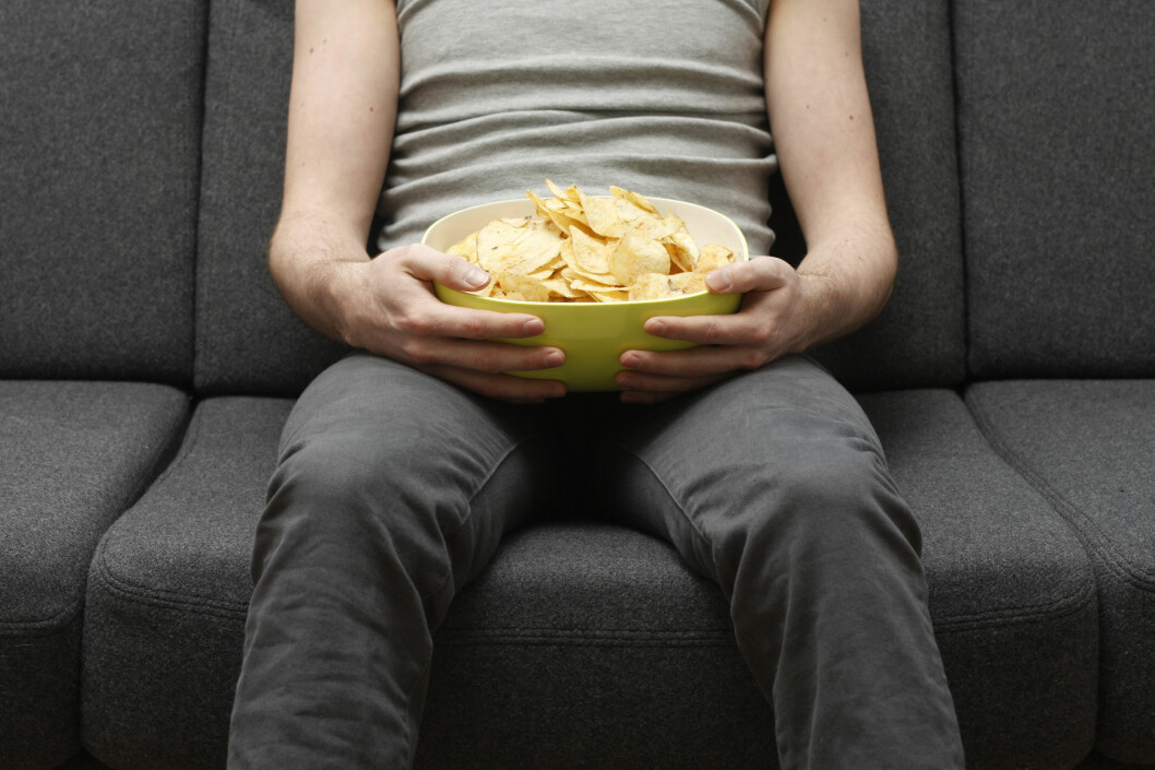 Har nyttårsløftet gått i vasken? Kanskje går det lettere med Endomondo. Foto: Colourbox.com
