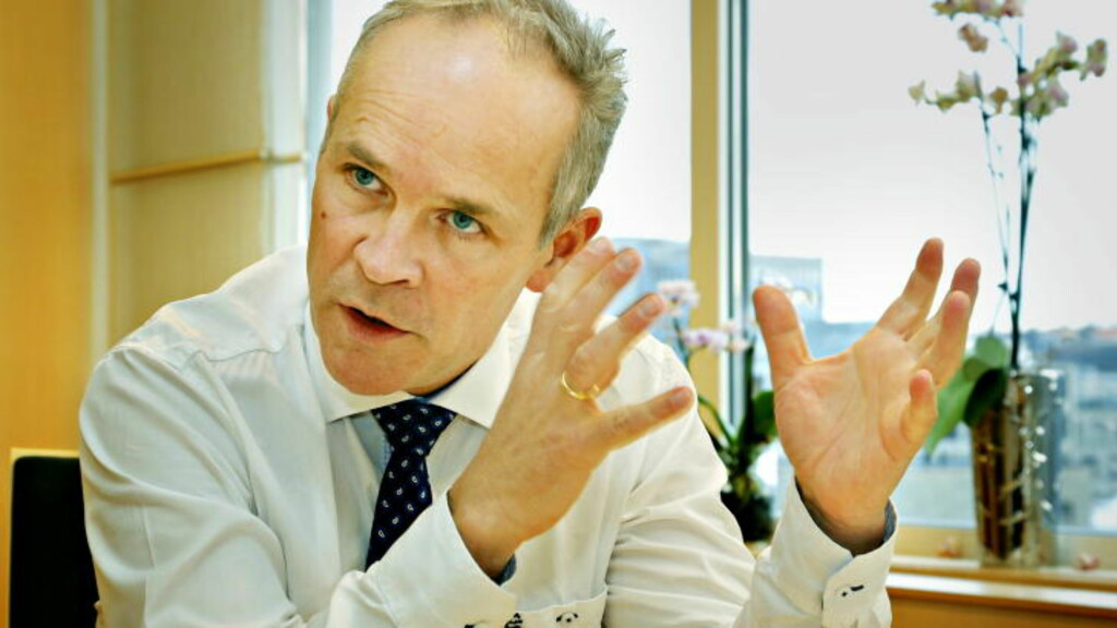 - GODT I GANG: Slik beskriver Høyre-nestleder Jan Tore Sanner sitt eget parti i regjering, og han mener det er dét velgerne ser. Foto: Jacques Hvistendahl / Dagbladet
