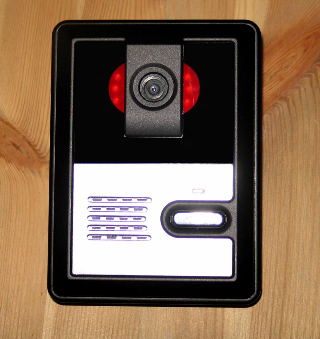 TEST: Vido - trådløs dørtelefon med video - DinSide