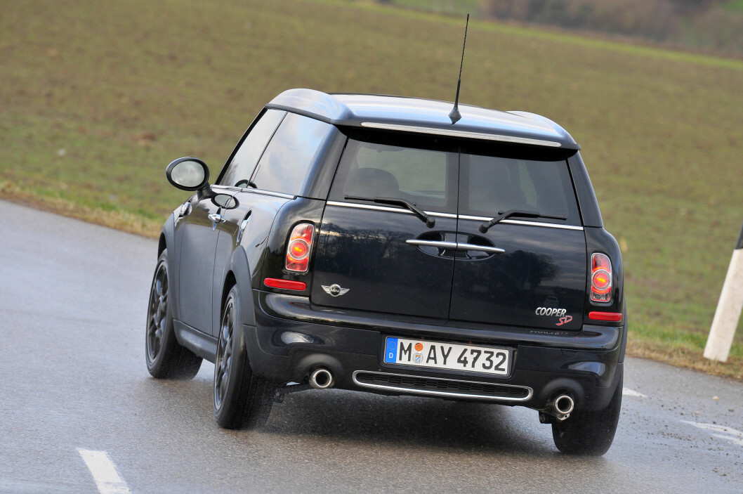 Mini Cooper SD Clubman 50 Hampton Foto: Mini