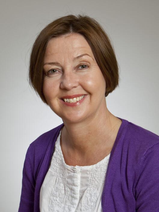 Anne Dybo, rådgiver i Økokrim Foto: ØKOKRIM