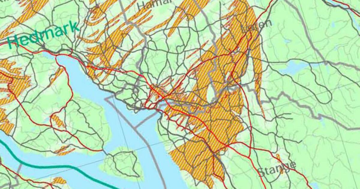 Nye Kart Viser Fare For Radon Dinside