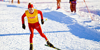 image: Norsk langrennssølv i junior-VM