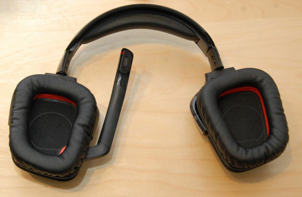 hodetelefoner test logitech wireless gaming headset g930. Black Bedroom Furniture Sets. Home Design Ideas